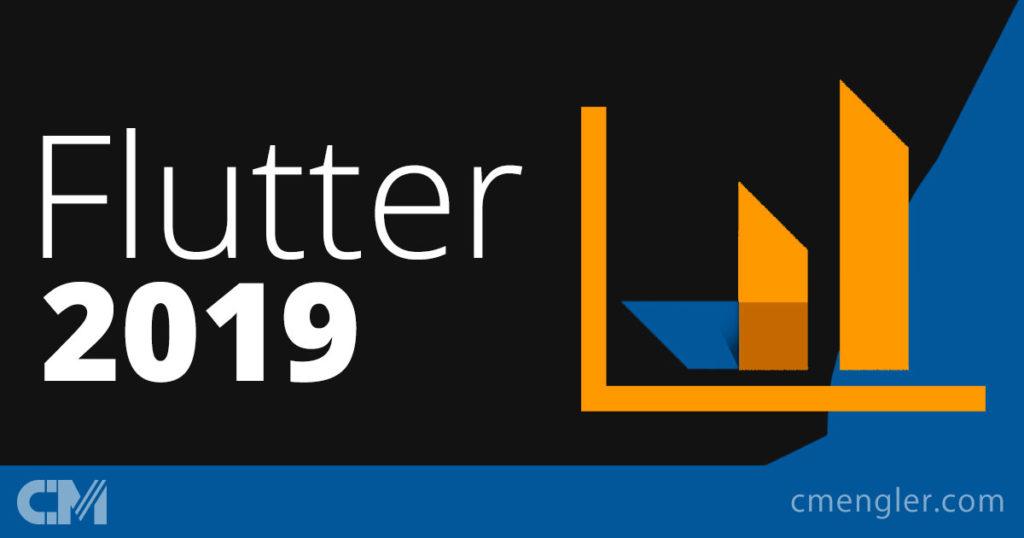 Flutter surging in 2019